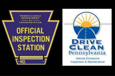 PA Inspection & Emissions Testing